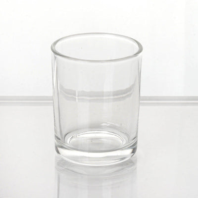Clear Votive Holders-12/pk