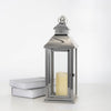Metal Lantern Centerpieces, Outdoor Hanging Candle Lanterns