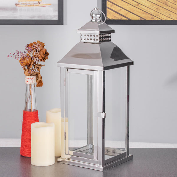 "19"" Silver 