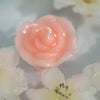 "12 Pack | 1"" Pink Mini Rose Flower Floating Candles"