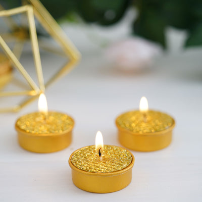 Unscented Candles, Tea light Candles, Dripless Candles