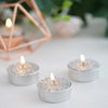 Unscented Candles | Tea light Candles | Dripless Candles