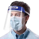 Disposable Face Mask, Protective Face Mask, Sanitary Mask, Blue Face Mask