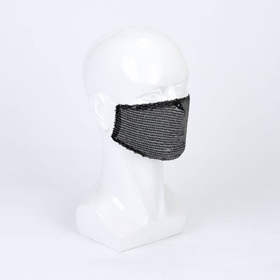 Fashion Face Mask, Glitter Face Mask, Black Face Mask, Reusable Face Mask, Protective Masks