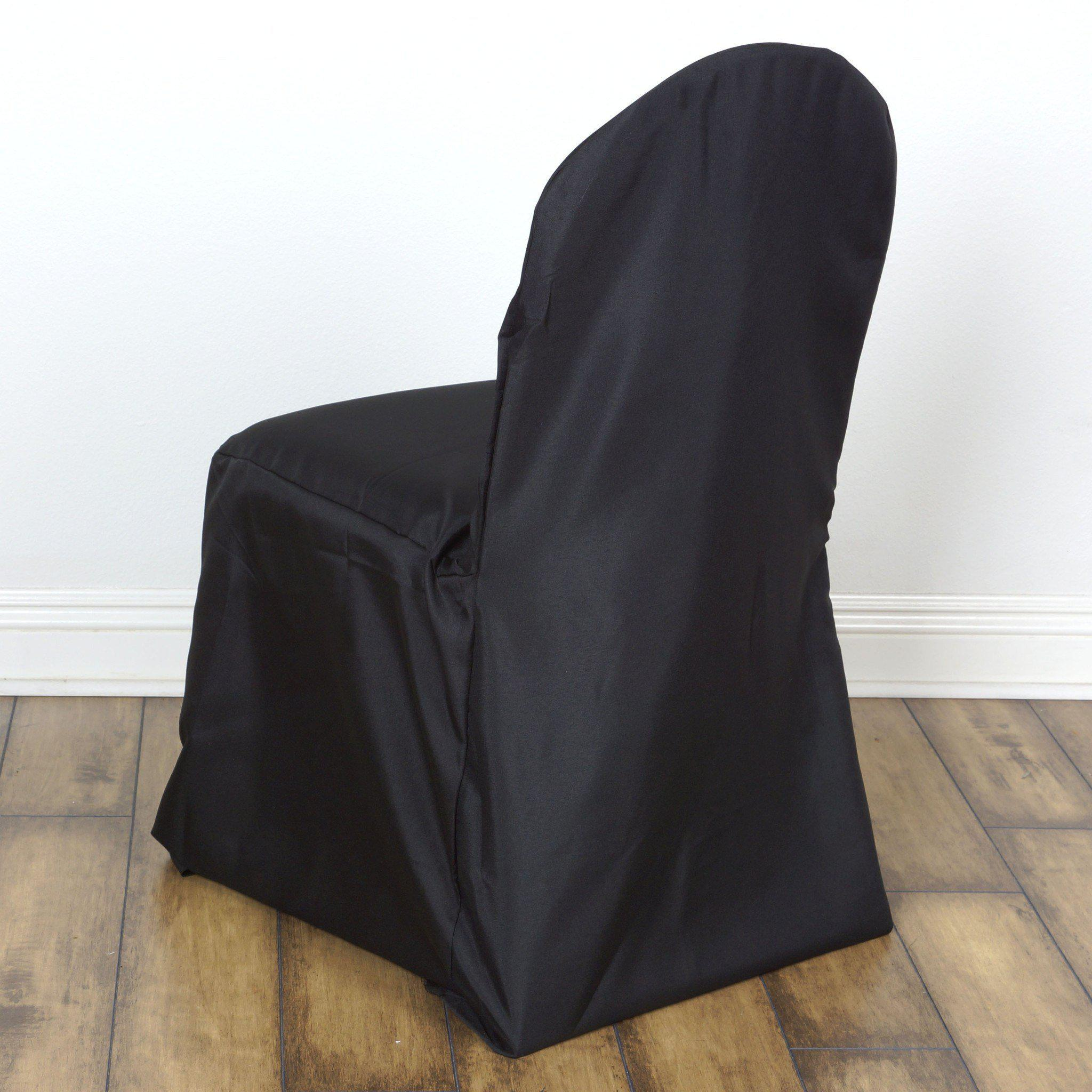 Chair Covers / Banquet   Black ...