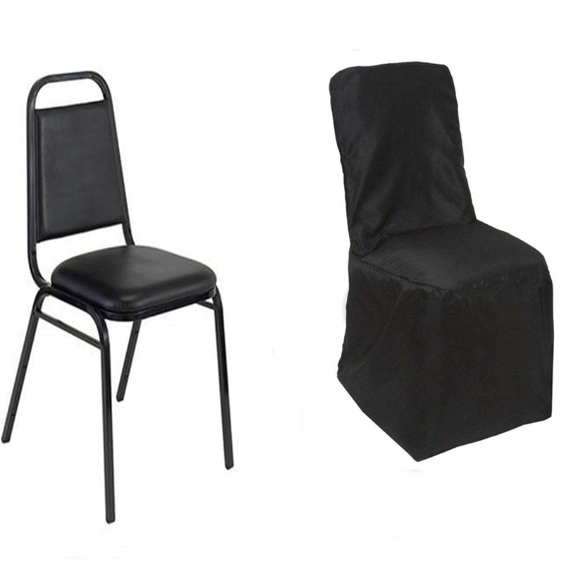 Fits Over Square Top Banquet Style Chairs ...