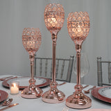 "2 Pack | 16"" Tall Blush 