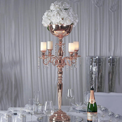 "33"" Tall Blush 