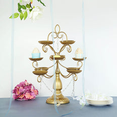 Gold Cupcake Stand, Cupcake Holder, Display Stand