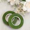 "2 Pack | 90 FT 1/2"" Green Floral Tape for Stem Wrap"