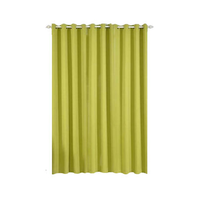 Sage Green Blackout Curtains | Pack of 2 | 52 x 108 Inch Grommet Curtains | Thermal Insulated Blackout Curtains - Clearance SALE