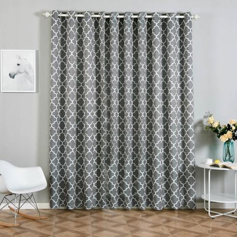 grey and white blackout curtains gray wall match pack 52