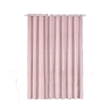 Blush Blackout Curtains | Pack of 2 | 52 x 108 Inch Blackout Curtains | Room Darkening Curtains With Grommets