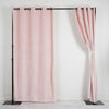 "330 GSM Blush Blackout Curtains | Pack of 2 | 52""x108"" Blackout Curtains 