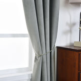 "2 Pack | 52""X64"" Charcoal Grey Premium Velvet Thermal Blackout Curtains With Chrome Grommet Window Treatment Panels"
