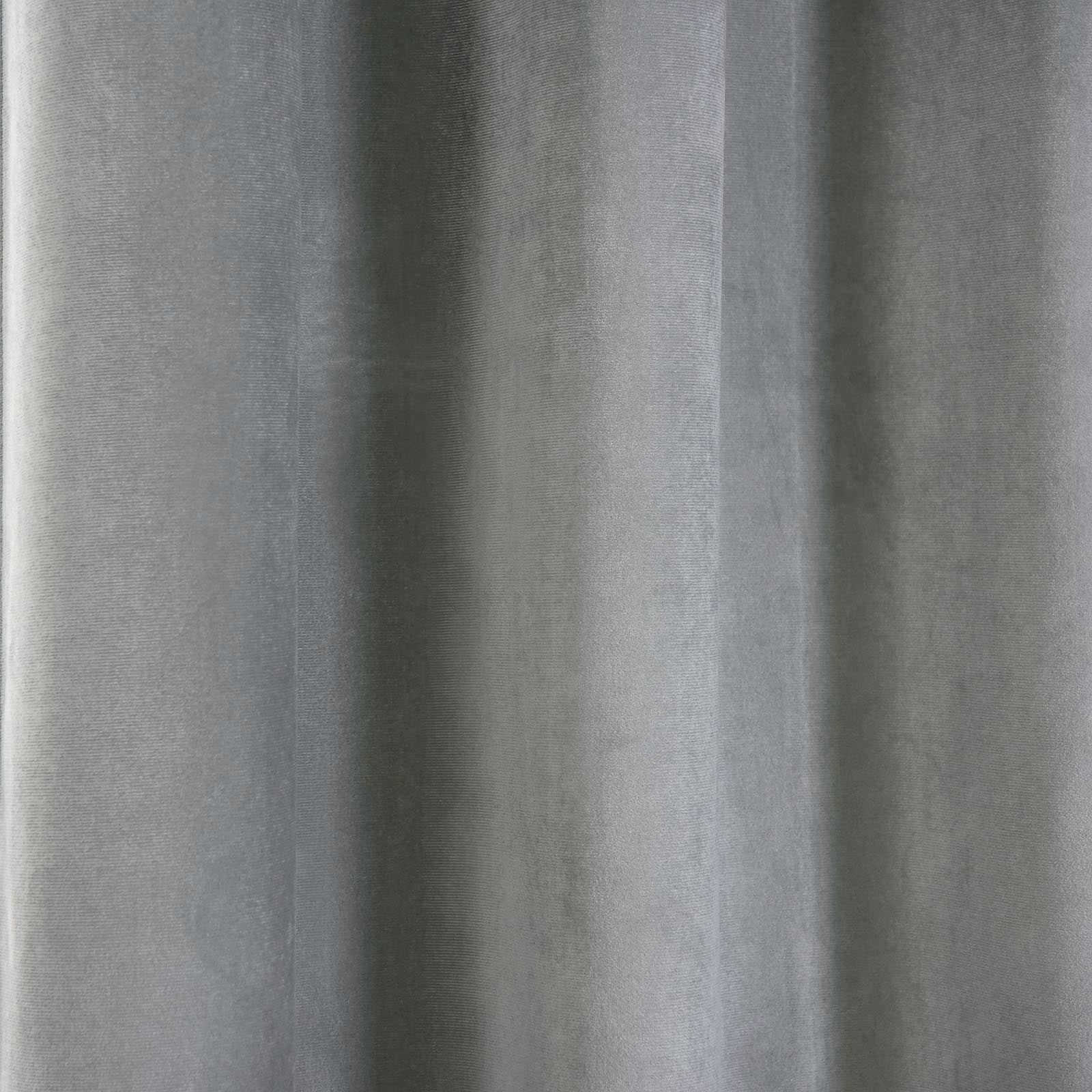 Silver Blackout Curtains 2 Packs 52 X 64 Inch Grommet