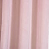 Blush Blackout Curtains | 2 Packs | 52 x 96 Inch Blackout Curtains | Velvet Soundproof Curtains With Grommets