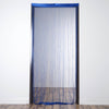 12 Ft Long Royal Blue Silk String Tassels Backdrop Curtains for Party