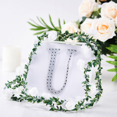 6 inch Silver Self-Adhesive Rhinestone Letter Stickers, Alphabet Stickers for DIY Crafts - U