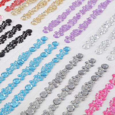 Rhinestone Stickers | Gem Stickers | Craft Rhinestones