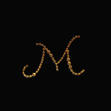 "12 Pack | 1"" Gold 
