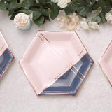 "25 Pack | 11"" 350 GSM Navy 