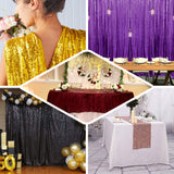 54 inch x 4 Yards Premium Sequin Fabric Bolt
