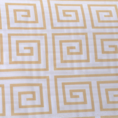 "Greek Inspired Satin Wedding Party Dress Fabric Bolt - Champagne - 54"" x 10 yards"
