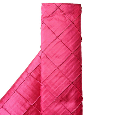 "I CAN'T STOP LOVIN PINTUCKS - 54"" x 10yards Fushia Fabric Bolt"