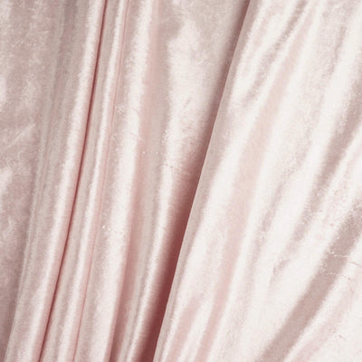 "5 Yards | Rose Gold | Velvet Fabric Bolt | 65"" Wide  Fabric Roll"