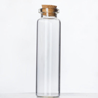 "3.14"" Perfectly Petite Clear Favor Bottle 12/pk"