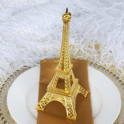 "10"" EIFFEL Tower Wedding Party Event Tabletop Centerpiece Decoration - GOLD"