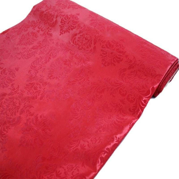 "Damask Fabric by the Yard | 54"" x 10 Yards 