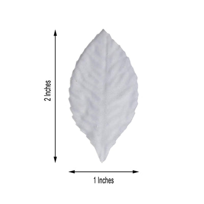 144 White Burning Passion Leaves
