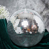 "16"" Groovy Glass Mirror Disco Ball"