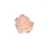 "2 Pack 20"" Real Feel Foam Daisy Flowers - Rose Gold 