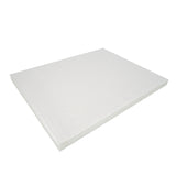 "8 Pack | 12""x15"" White Styrofoam Foam Rectangle Flats"