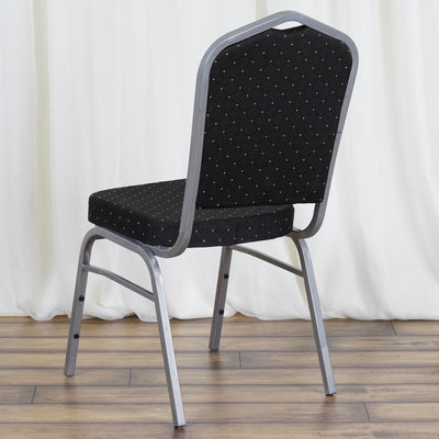 2 Pack Banquet Metal Chairs