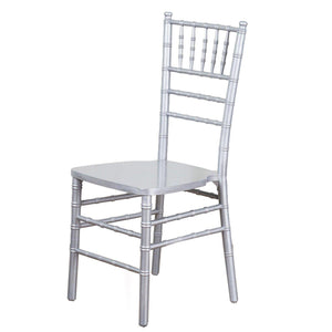 Beechwood Chiavari Chairs Wedding Party Event - Silver - Buy 1 Get 1 FREE