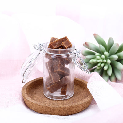 12 Set 3 Oz Favor Candy Glass Mason Jars with Glass Lid and Metal Clips