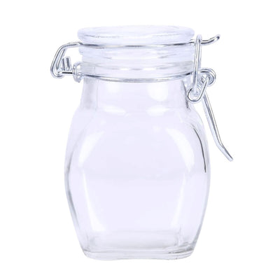 4oz Oh So Grand! Clear Glass Jars 12/pk