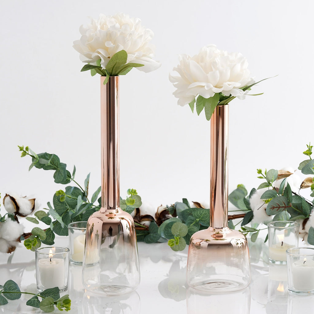 Tablecloths Factory & Set of 2 | Rose Gold Heavy Duty Glass Tall Flower Vases Sets of 13"|1024|1024|?|ef026a395243add60c296ed3a9e8e786|False|UNLIKELY|0.31196531653404236