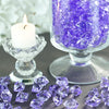 300 Pack Lavender Large Acrylic Ice Bead Vase Fillers Table Decoration
