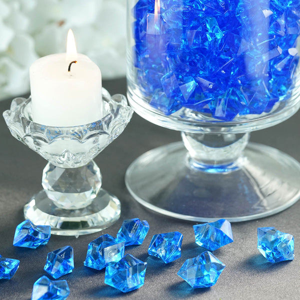 300 Pack Ocean Large Acrylic Ice Bead Vase Fillers Table Decoration