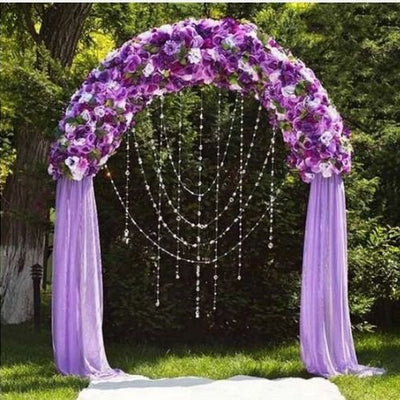Lightweight Metal Wedding Arch | Floral Wedding Arch