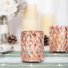 Votive Candle Holders |  Flower Vase | Wedding Table Centerpieces