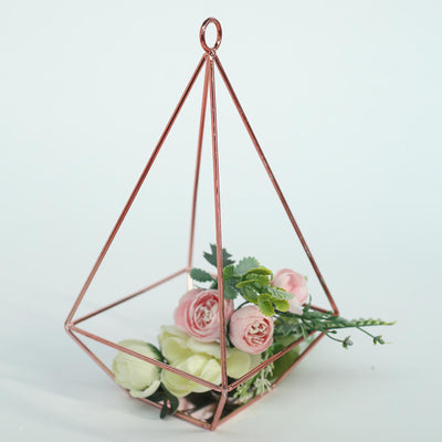 Geometric Candle Holder | Hanging Tealight Holder