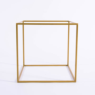 Flower Stand | Geometric Centerpiece Vases | Metal Plant Stand