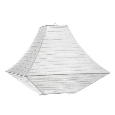Attractive Pagoda Paper Lanterns - White- 3 PCS