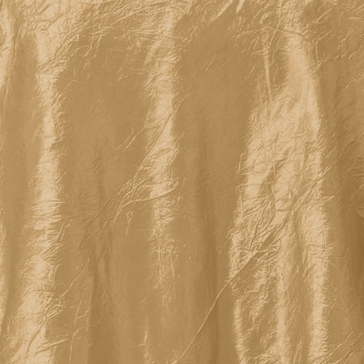 "60"" Overlay Crinkle - Champagne"